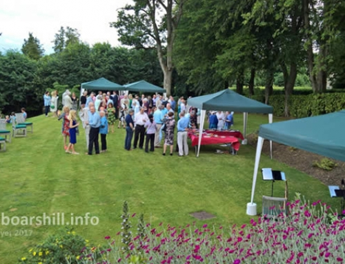 Chairman's Summer Garden Party 2017.