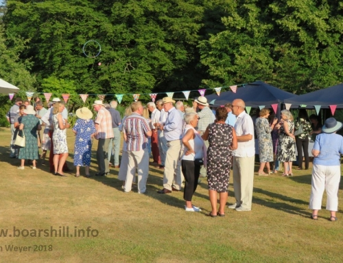 Chairman's Summer Party 2018