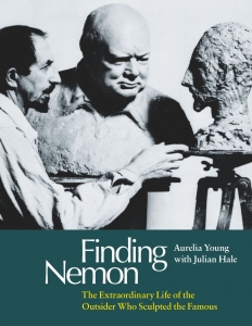 """Finding Nemon"" book cover"